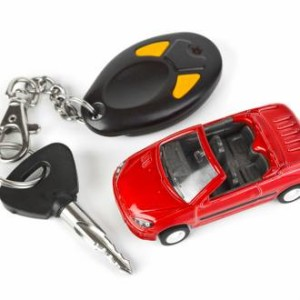 keys to my car